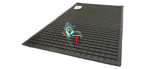 Conventional Checkered Rubber Mats (IS: 5424/69)